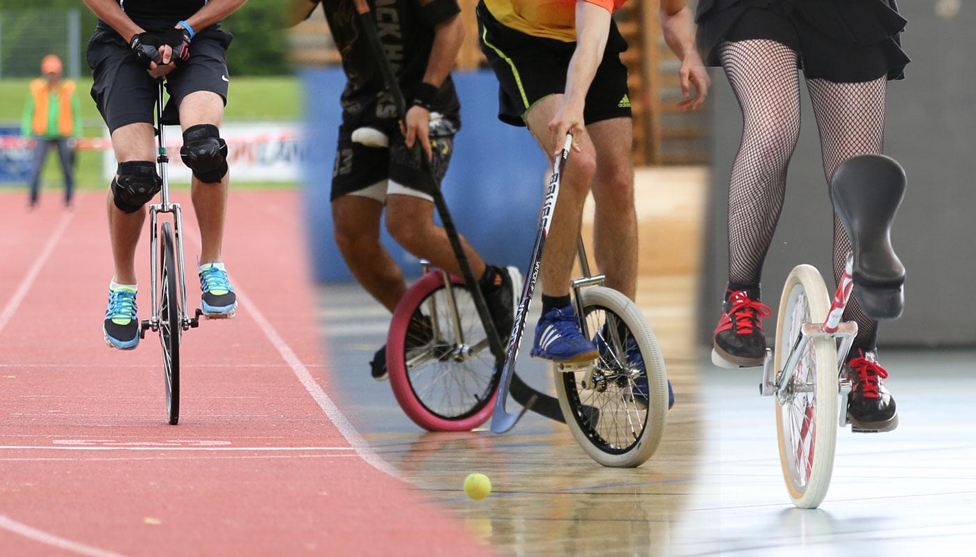 Anmeldung Einrad Sportlager - Swiss Indoor- & Unicycling