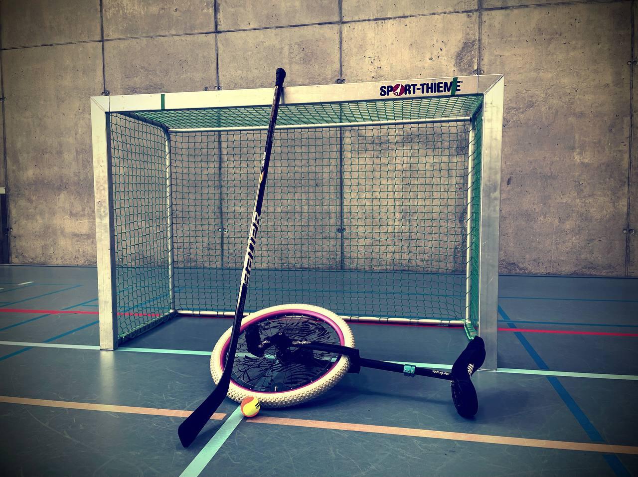 Training Einradhockey Nationalmannschaft - Swiss Indoor- & Unicycling