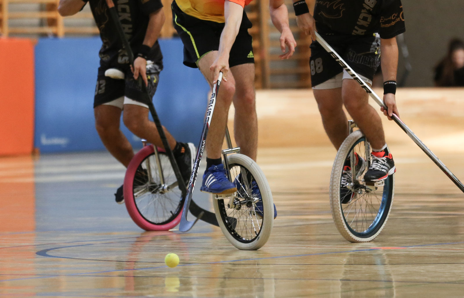 Absage SUHL-Turnier in Biberist - Swiss Indoor- & Unicycling