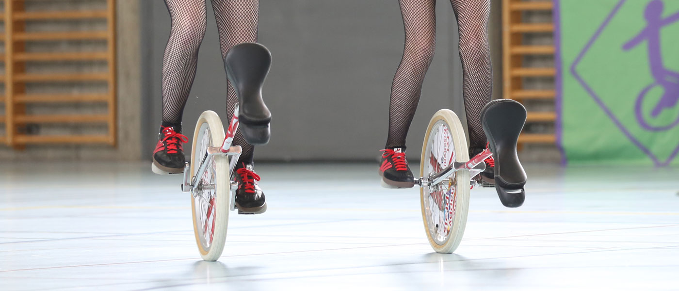 Artistik - Swiss Indoor- & Unicycling