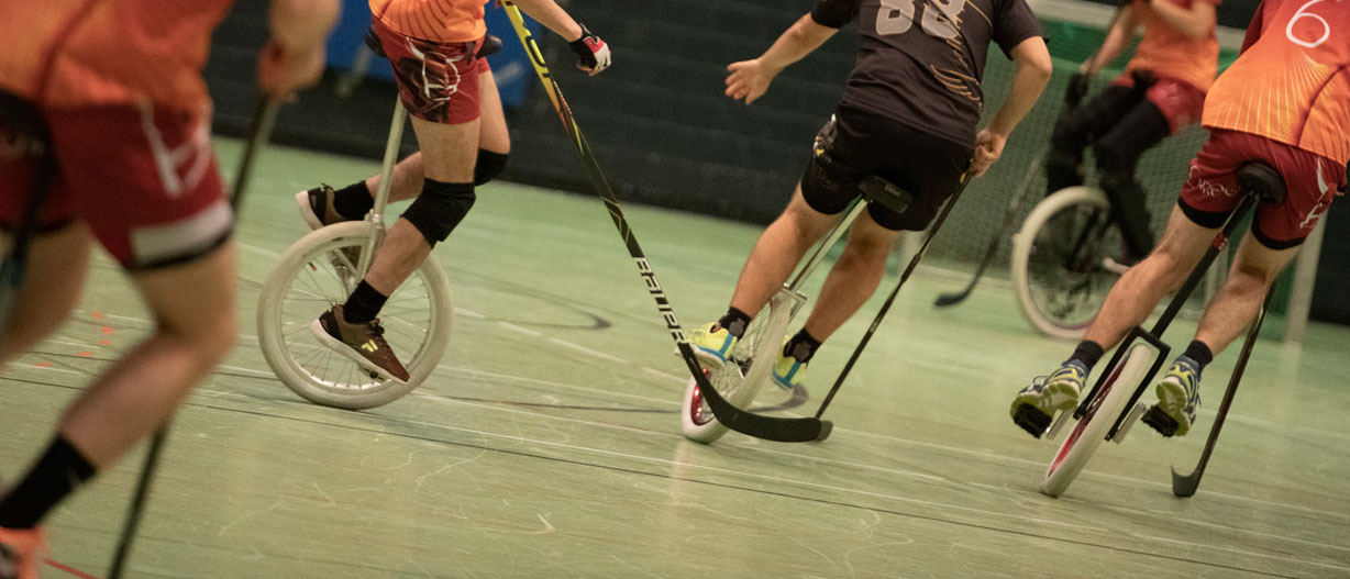 Einradhockey Spielpläne - Swiss Indoor- & Unicycling