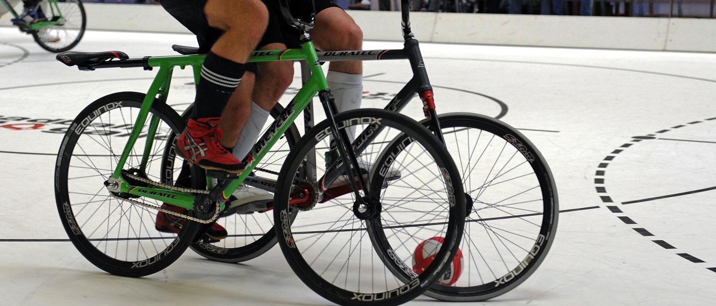 Radball - Swiss Indoor- & Unicycling