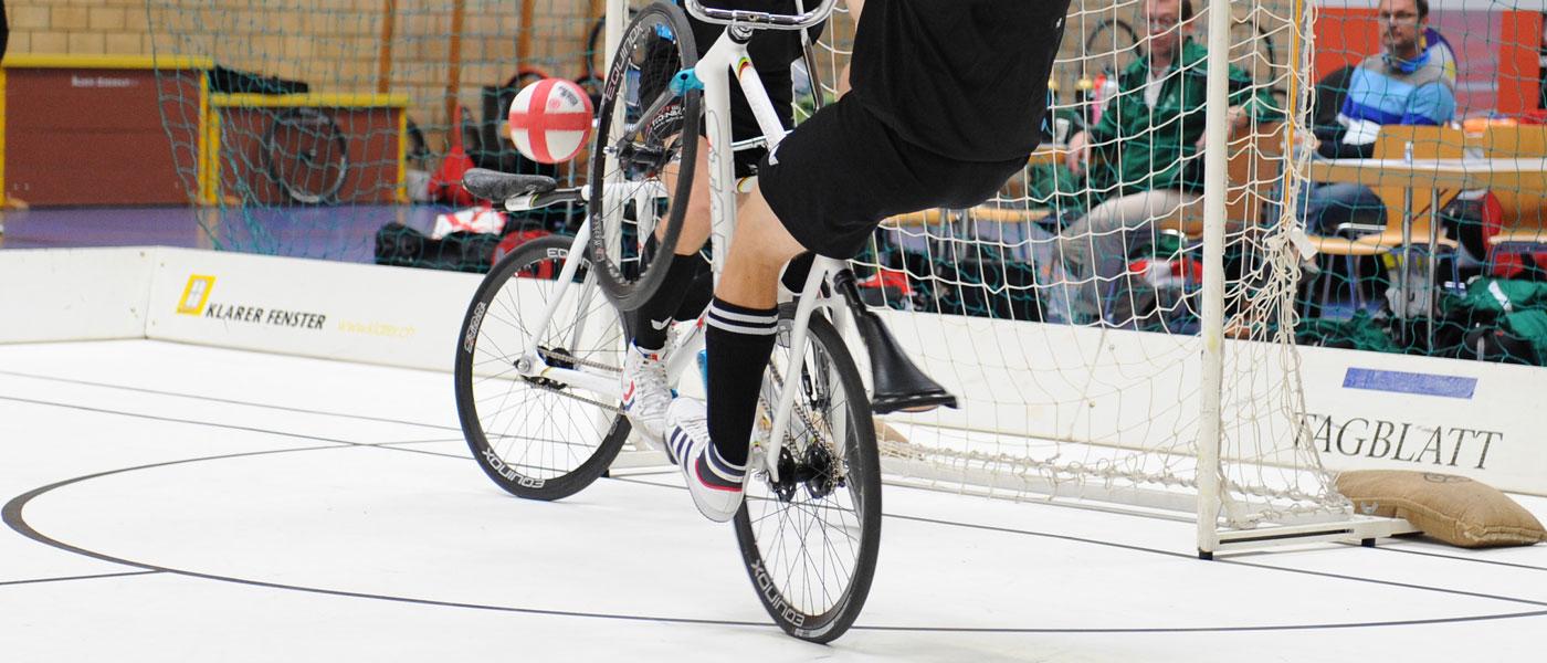 Wettkampfkommission Radball - Swiss Indoor- & Unicycling