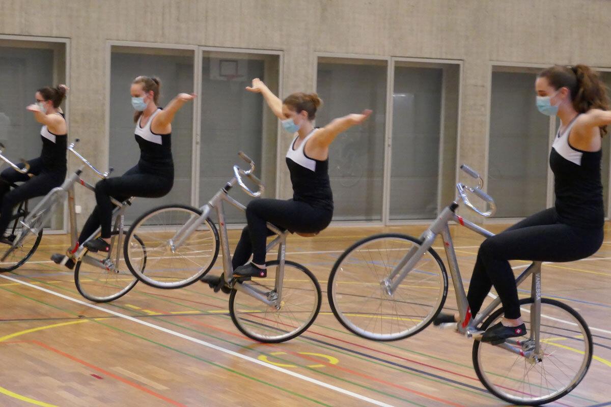 Kunstradmeeting 2 - Startliste und Livestream - Swiss Indoor- & Unicycling