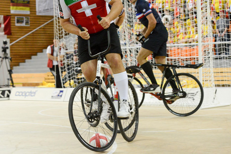 2020 UEC U23 Cycle Ball Championships - Mosnang/SUI - Swiss Indoor- & Unicycling